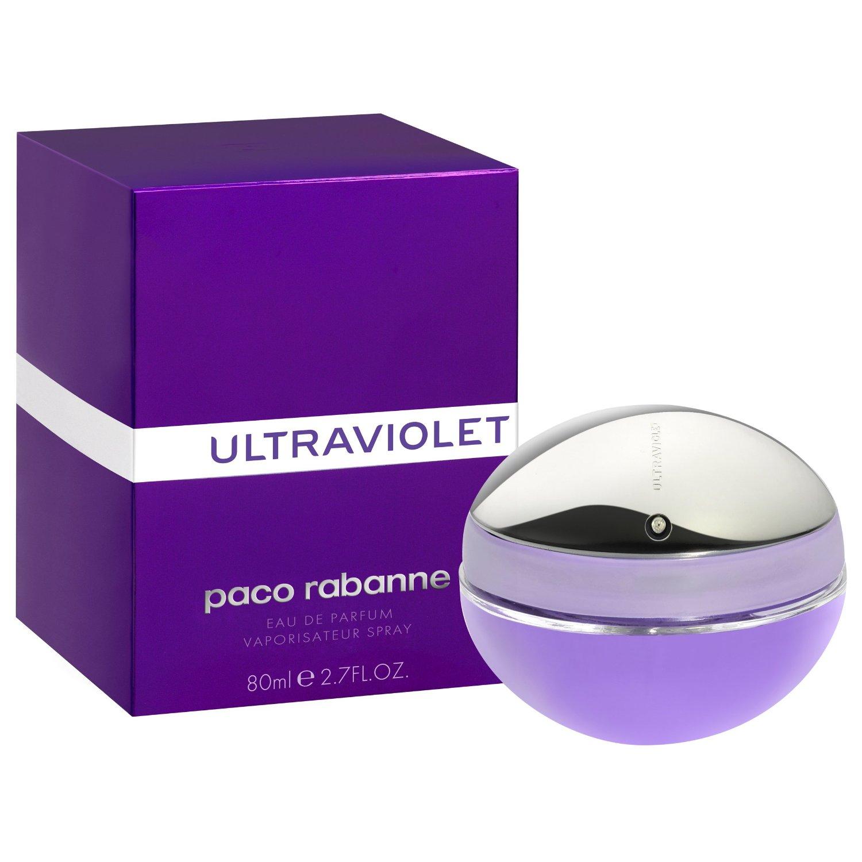 Paco Rabanne Ultraviolet Edp For Women 80ml 100 Original