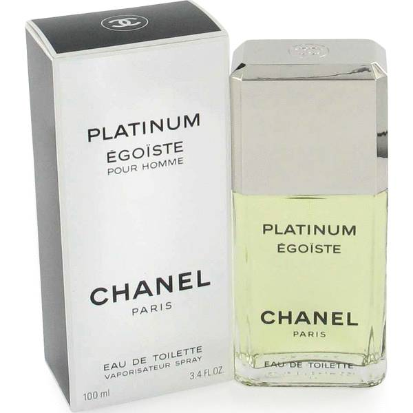 8671cd7cd3f Chanel Egoiste Platinum Pour Homme EDT for Men (100ml) (100% Original)