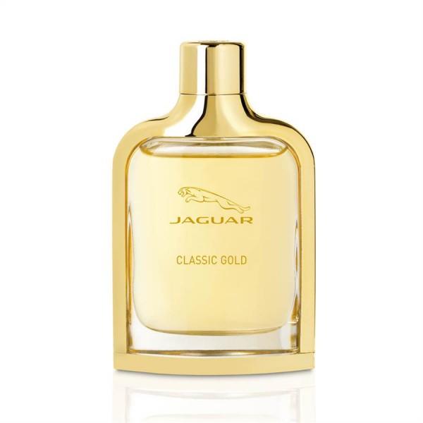 jaguar classic gold edt for men 100 original. Black Bedroom Furniture Sets. Home Design Ideas