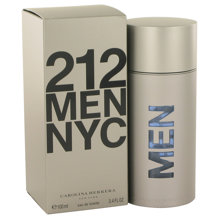 17375967ae Carolina Herrera 212 EDT for Men TK (100ml) (100% Original)