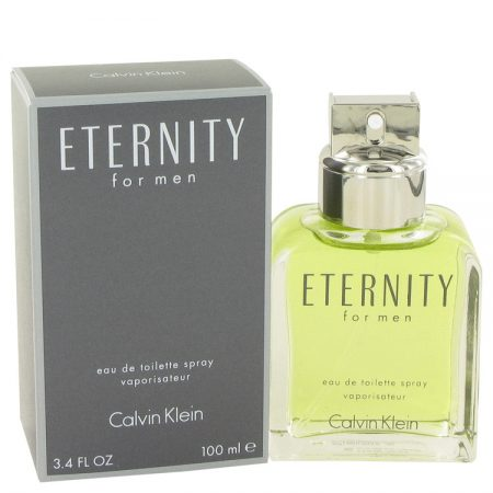 Calvin-Klein-Eternity-100ml-EDT-For-Men