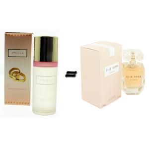 Milton Lloyd A'rosa and Elie Saab Le Parfum