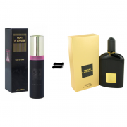 Milton Lloyd Night Flower for Women and Tom Ford Black Orchid