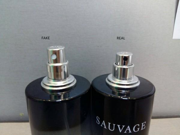 Nozzle-fake-vs-original-Sauvage