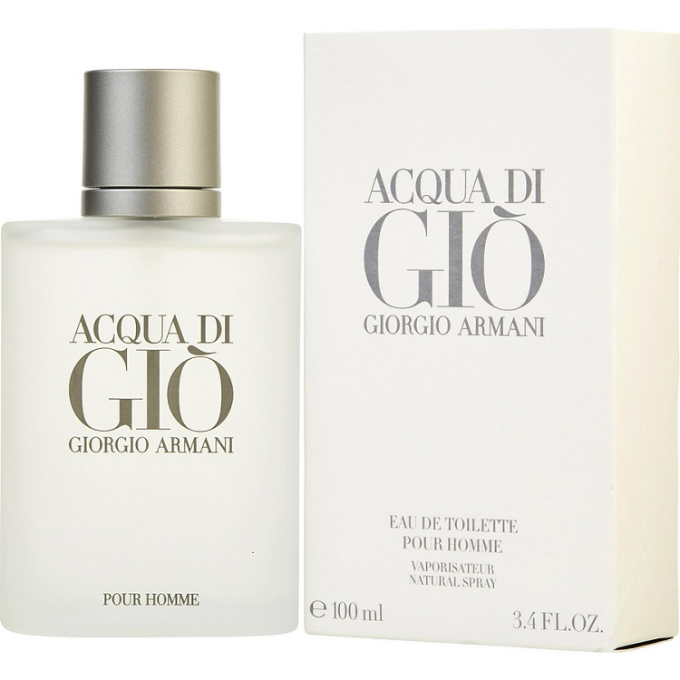 Acqua Di Gio By Giorgio Armani Edt For Men 100ml 100 Original