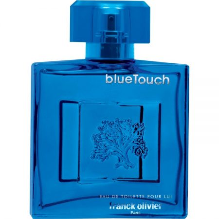 Franck-Oliver-Blue-Touch-Bottle