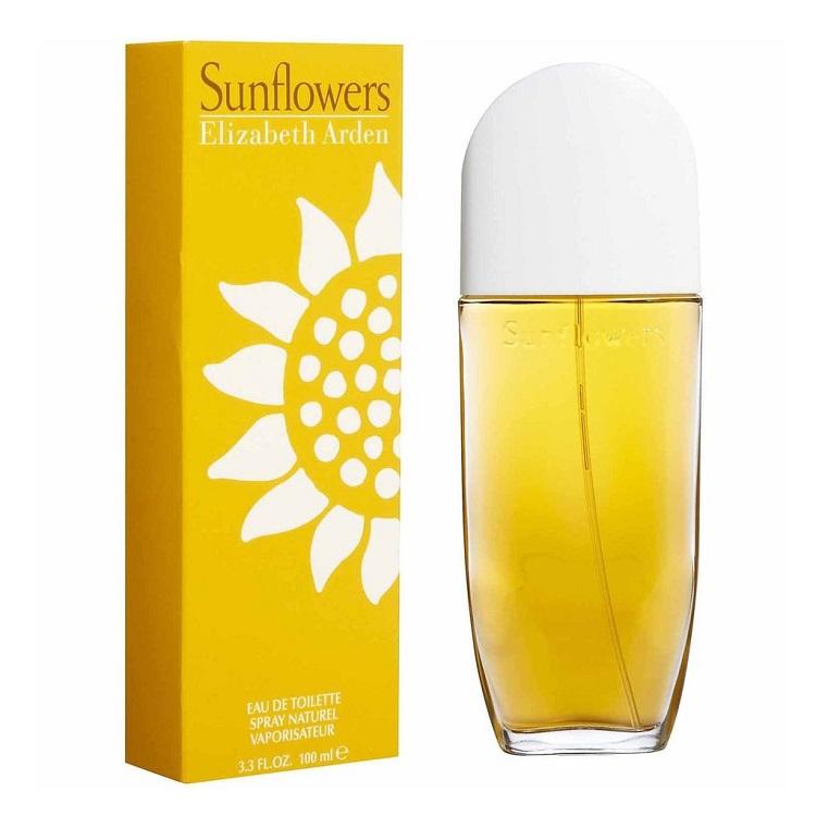Elizabeth-Arden-Sunflowers