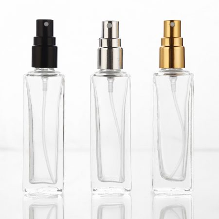 20ml-Clear-Glass-Empty-Perfume-Bottle-Atomizer-long-Capless