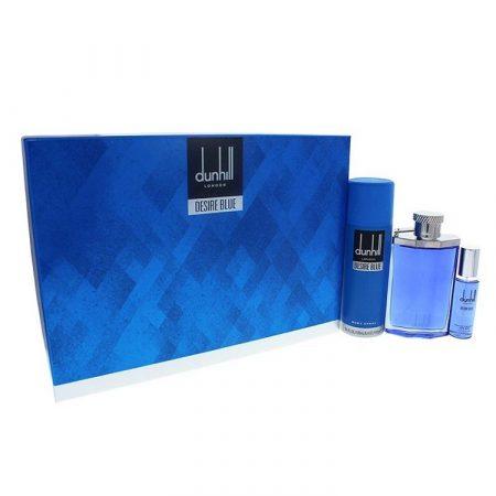 Dunhill-Desire-Blue-3Pcs-Gift-Set-for-Men-Miniature-Body-Sprya