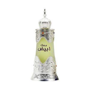 Afnan-Musk-Abiyad-Perfume-Oil-for-Unisex-Bottle